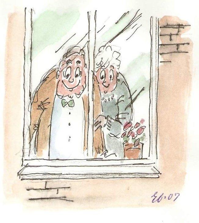 gamle udtryk og ordsprog dame gitter